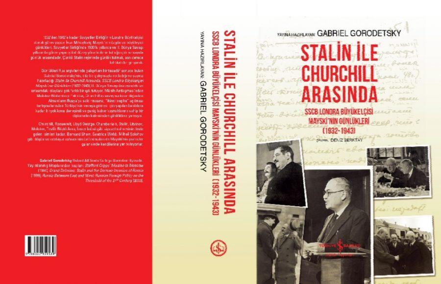 Stalin ile Churchill arasında kitap
