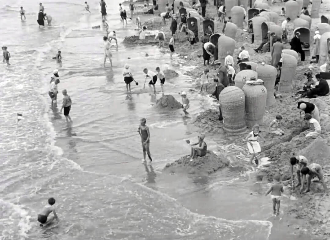 SCHEVENINGEN, 1931