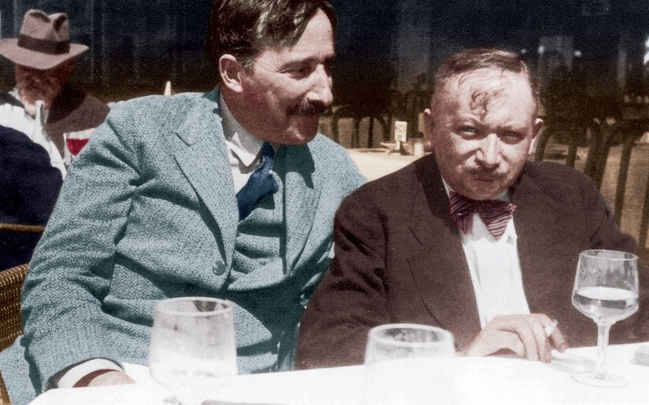 Stefan Zweig ve Joseph Roth